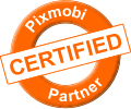 Pixmobi Partner Certified